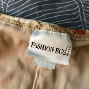 Fashion Bug Dresses - Fashion Bug Hippie Floral Dress Gathered Bust